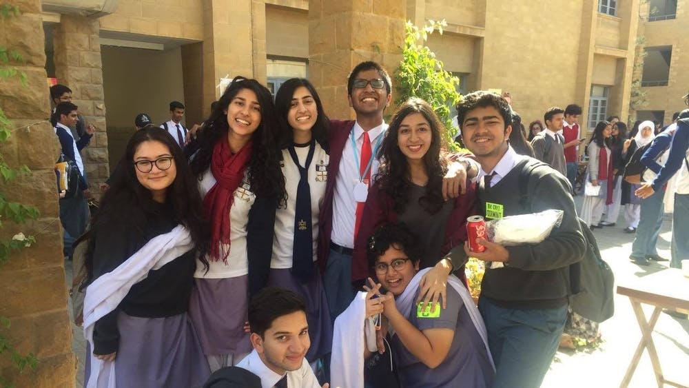COURTESY OF ZUBIA HASAN Hasan reflects on how she's changed and stayed the same since high school.