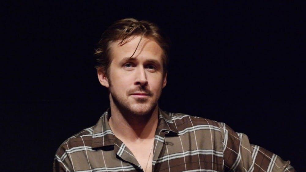 eLEN NIVRAE/ CC By 2.0 Ryan Gosling stars as banker Jared Vennett, the narrator of the film.