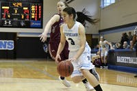 HOPKINSSPORTS.COM The Blue Jays bounced back from their loss to Gettysburg with a win over Washington.