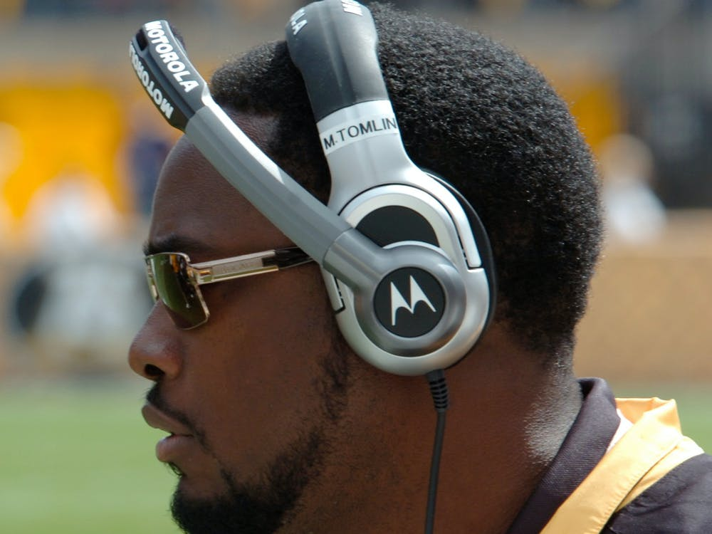 STEELCITYHOBBIES/CC BY 2.0 Mike Tomlin is one of the few minority head coaches the NFL has seen in the past two decades.