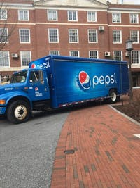 COURTESY OF KATY WILNER Santoro and Real Food Hopkins support the Pour Out Pepsi campaign, which urges the University to end its exclusivity contract with Pepsi.