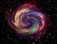 PUBLIC DOMAIN Supernovas are formed from the abrupt collapse of stars in the universe.