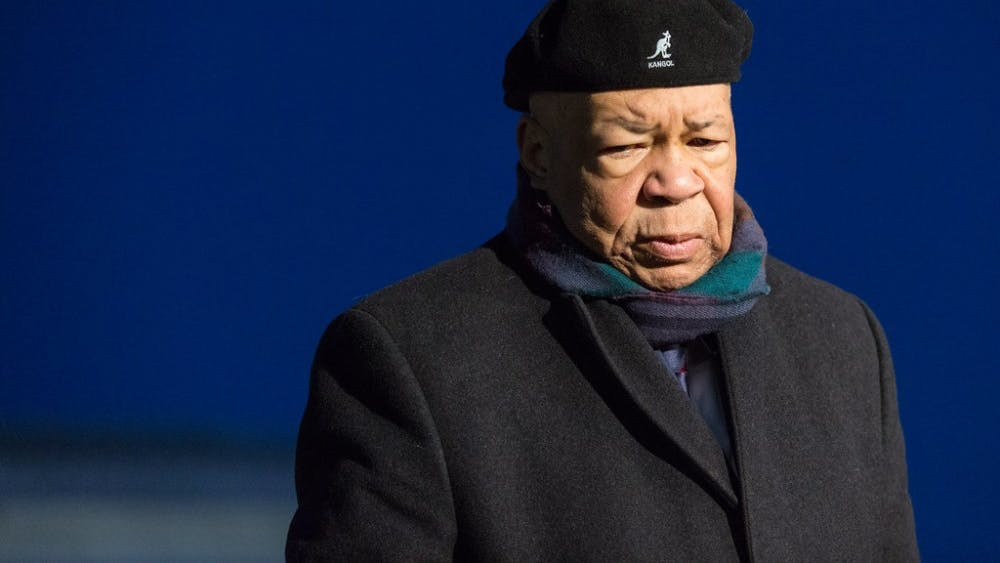 PUBLIC DOMAIN Rep. Elijah Cummings of Baltimore died on Thursday, Oct. 17 at the age of 68.