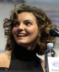 GAGE SKIDMORE/ CC BY-SA 3.0 Camren Bicondova plays Selina Kyle or Catwoman on Fox's show Gotham.