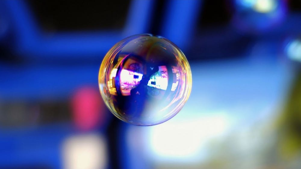BROKENCHOPSTICK/CC BY 2.0 Wong argues that the internet has created ideological bubbles.