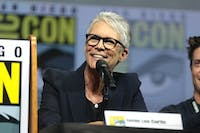 Gage Skidmore/CC By-S.A-2.0 Jamie Lee Curtis plays successful businesswoman who protects her family.
