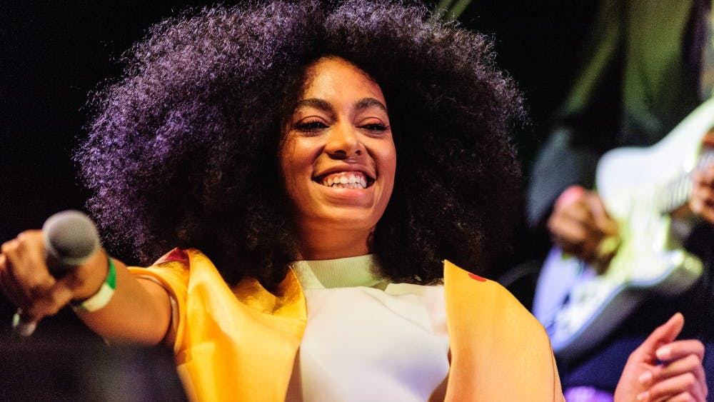 Neon Tommy/CC BY-S.A 2.0 Solange released her latest album When I Get Home as a tribute to Houston.