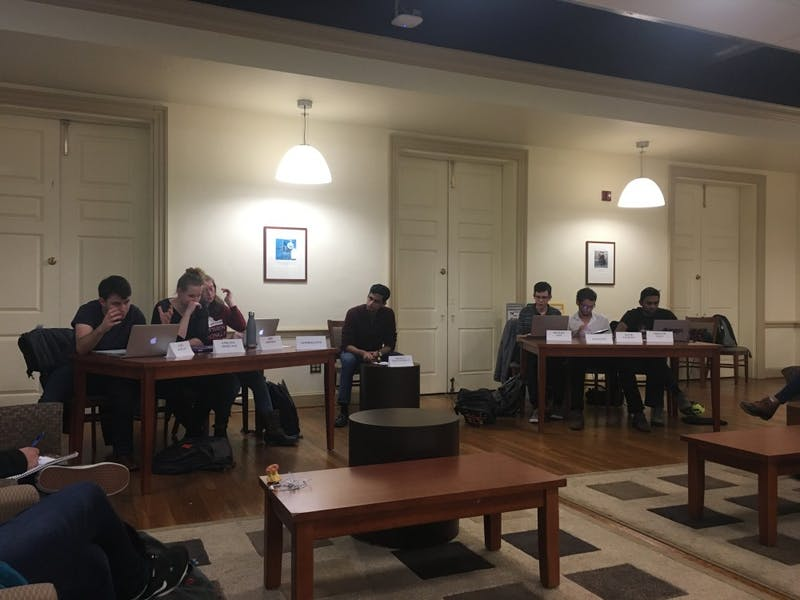 New Student Group Seeks To Foster Open Discussion The