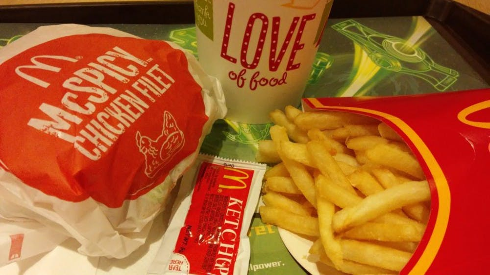TEALAIUMENS/CC BY-SA 4.0 In his book, Eric Schlosser analyzes the world behind fast food.