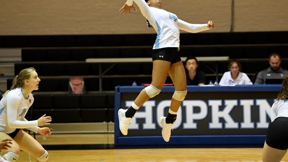 HOPKINSSPORTS.COM Sophomore Simone Bliss was named Centennial Conference Player of the Week.
