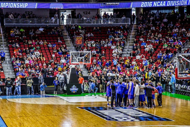 COURTESY OF PHIL ROEDER/CC BY-2.0  NCAA Basketball continues to be accused of scandal.