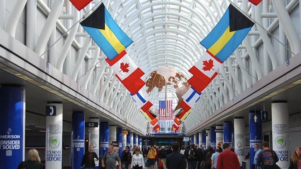 CC BY-NC-SA 2.0 Most incoming international students will not be able to enter the United States this fall.
