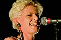 """Bill Ebbesen/ CC by 3.0 The singer Robyn is best known for the songs """"Dancing On My Own"""" and """"Call  Your Girlfriend."""""""