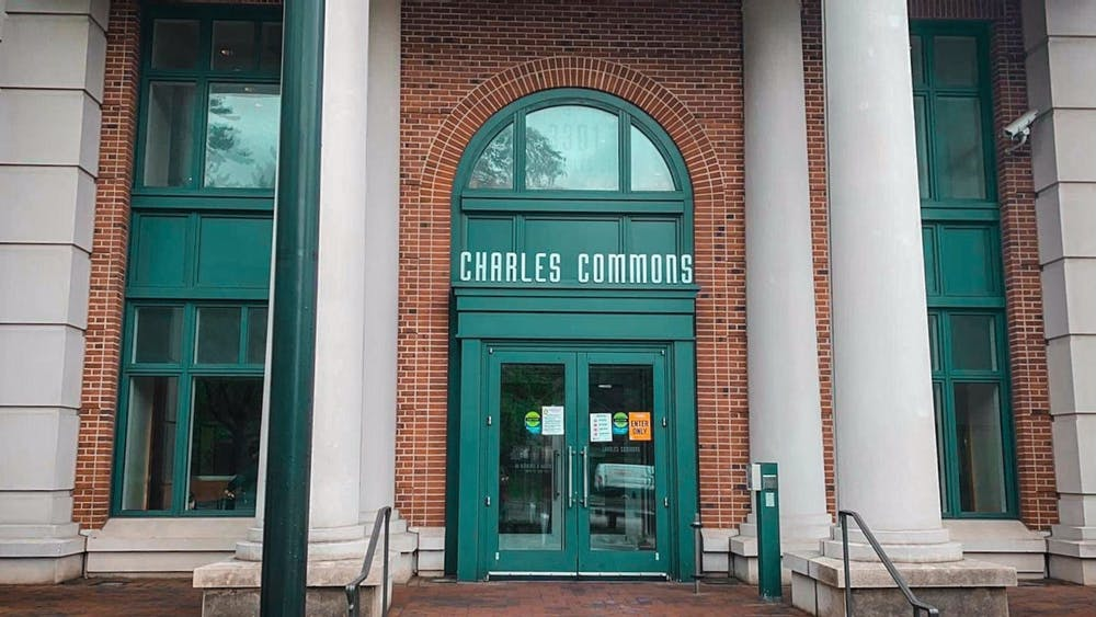 COURTESY OF TEJA KAKANI The Hopkins administration announced that Charles Commons would be one of three University locations to be renamed.
