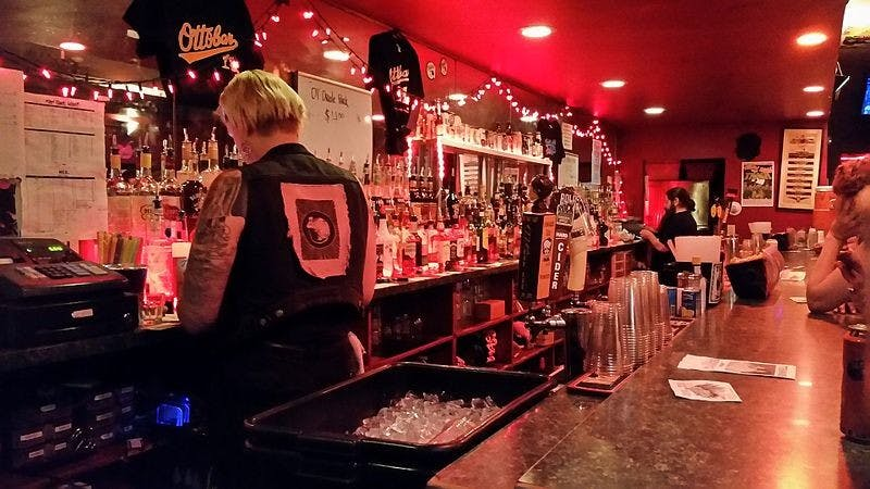 LHCOLLINS/ CC BY-SA 4.0  Jeon attended a night of metal shows at Baltimore's Ottobar on Sunday.