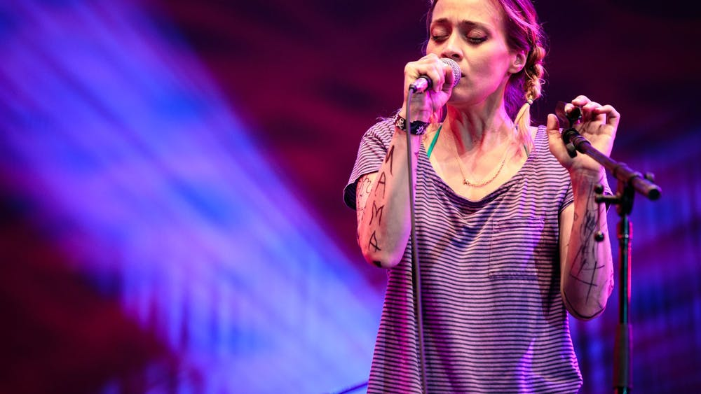 Sachyn/CC BY-SA 3.0 Fiona Apple released her fifth album on April 17.