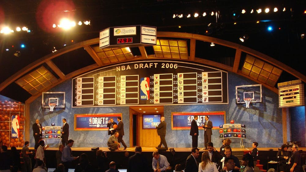BIKERIDE / CC BY 2.0 The 2020 NBA draft will be held on Nov. 18.