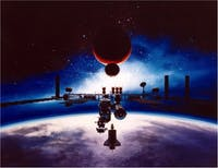 PUBLIC DOMAIN  Orion Span has announced plans to launch the first space hotel by 2021.