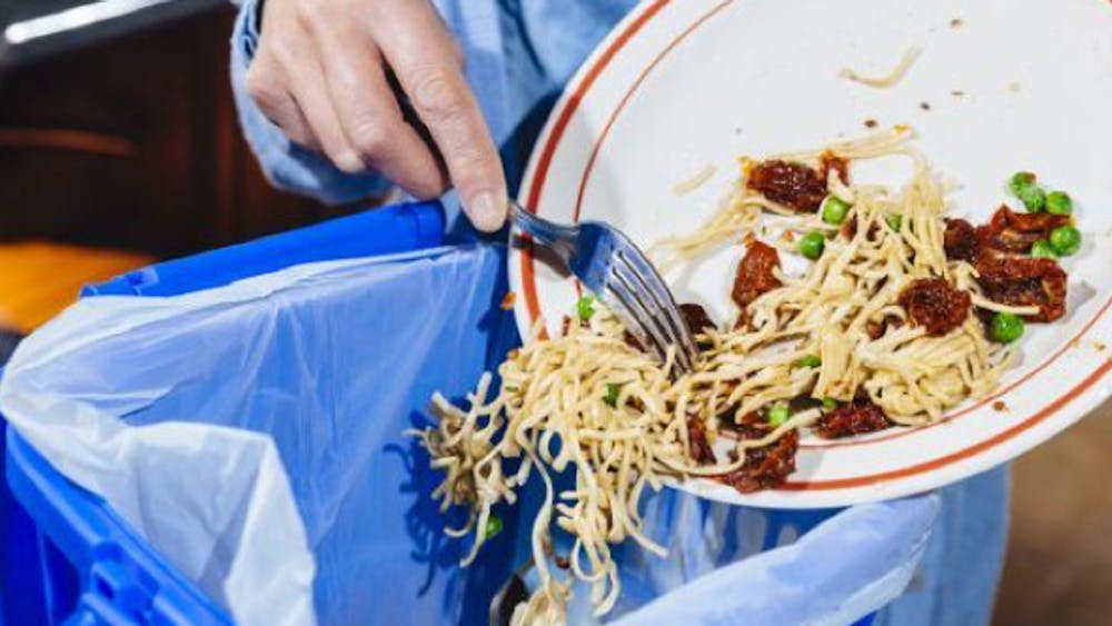 COURTESY OF TWITTER  The Office of Sustainability is currently leading the charge to reduce waste production.