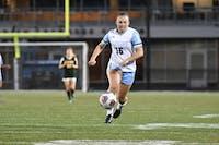 HOPKINSSPORTS.COM  Sophomore forward Riley O'Toole added three goals to the weekend.