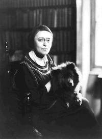 PUBLIC DOMAIN Elisabeth Gilman was Hopkins founding president Daniel Gilman's daughter.