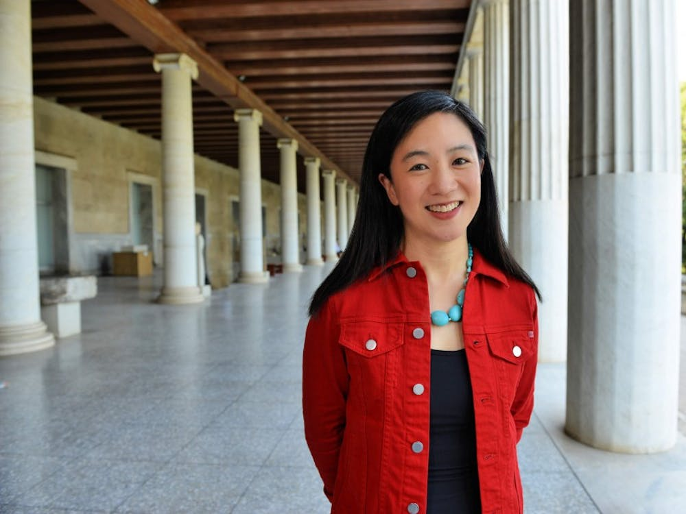 COURTESY OF HAHRIE HAN Han aims to partner with student orgs and professors in the next year.