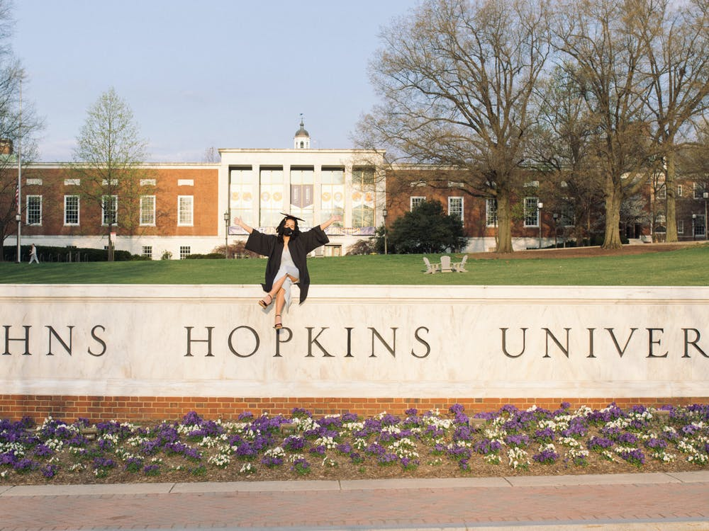 COURTESY OF AMANI NELSON While she appreciates her time at Hopkins, Nelson is concerned that public health coursework fails to meaningfully address anti-Blackness in health care.