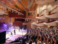 MDGovpics/C.C. BY 2.0 A performance at the Joseph Meyerhoff Symphony Hall from 2015.