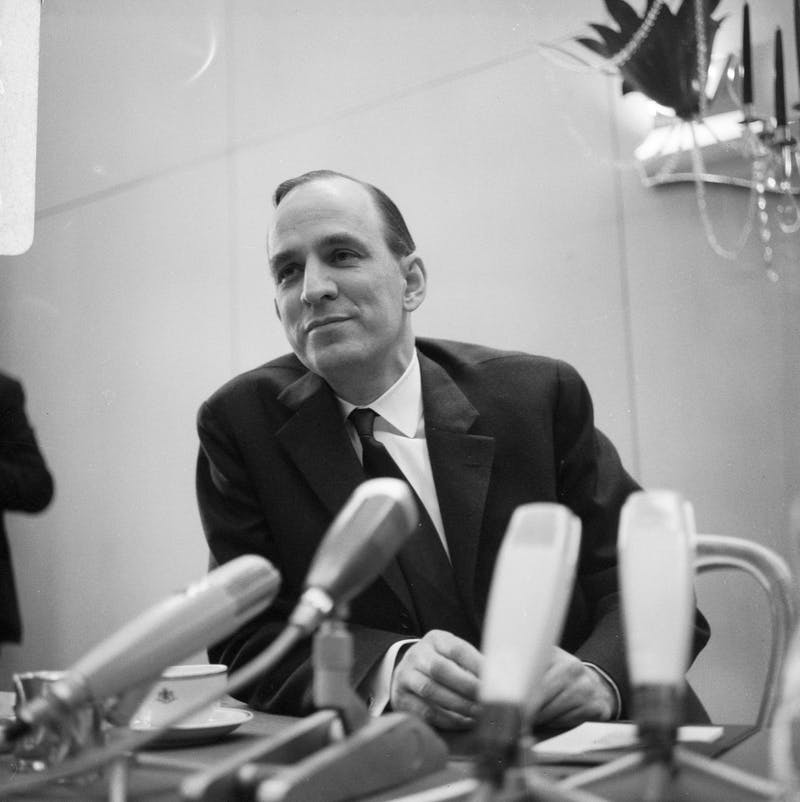 Joost Evers/Public Domain Ingmar Bergman drew from his own life in directing Wild Strawberries.