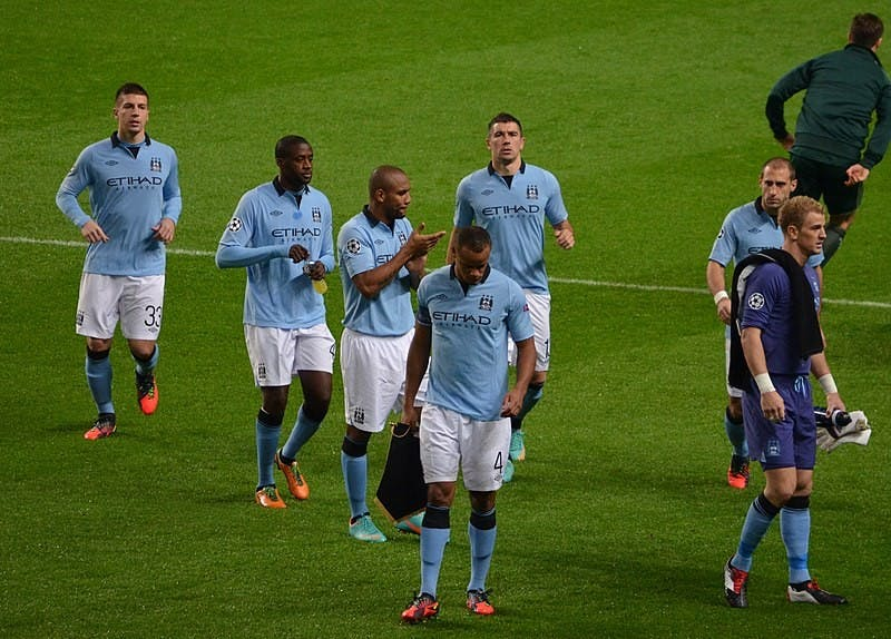 CC BY 2.0/John Urquhart Manchester City has a history of successful teams in the Champions League.