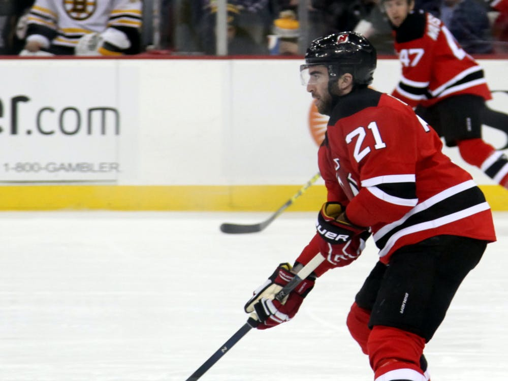 LISA GANSKY/CC BY 2.0 Kyle Palmieri is one of the top names expected to be moved before Monday's deadline.