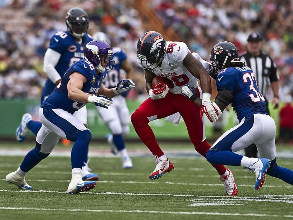 PUBLIC DOMAIN The Sports section predicts the outcomes of Week 6 of the NFL regular season.