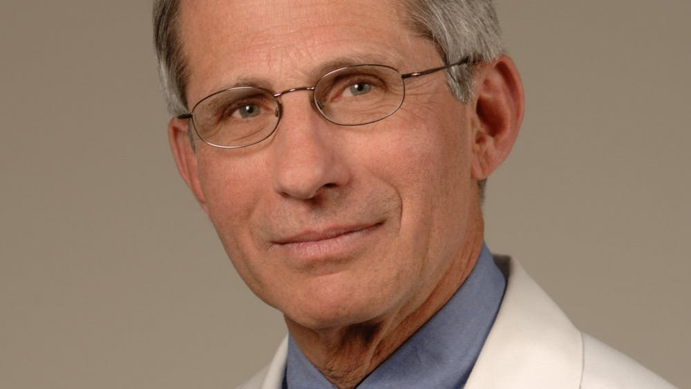 NIAID / CC BY 2.0 Dr. Anthony Fauci has played a central role in disseminating information about COVID-19.
