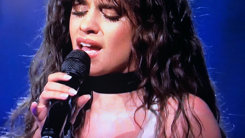 rocor/CC BY-NC 2.0 Actress and singer Camila Cabello plays the titular role of Cinderella in Amazon's new live-action remake of the classic story.