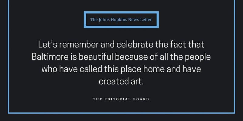 Black arts editorial