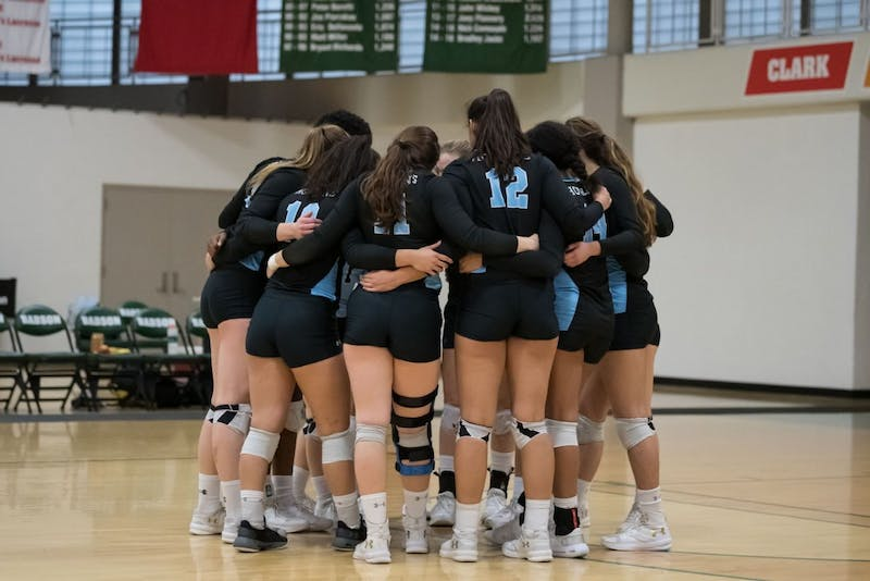 HOPKINSSPORTS.COM Hopkins Volleyball is 17-0 and is currently ranked No. 16 in the nation.