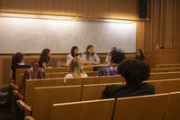 EDA INCEKARA/ PHOTO EDITOR Panelist spoke about their experiences dealing with healthcare professionals.