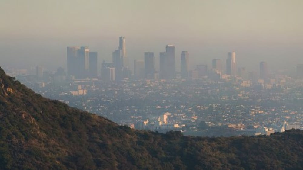 PUBLIC DOMAIN In the US, Hispanics and blacks are plagued the most by air pollution.