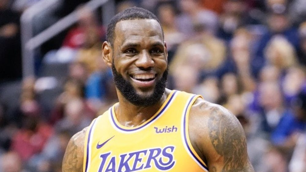 ALL-PRO REELS / CC BY-SA For the ninth time in the past decade, LeBron James will be competing for an NBA championship.