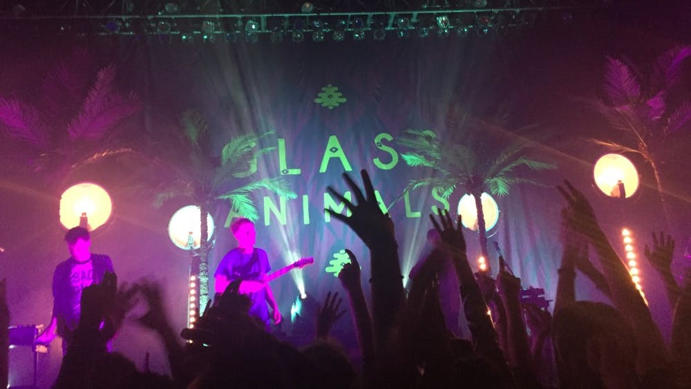 Courtesy of MICHELLE YANG Hailing from Oxford, Glass Animals performed songs from their debut album at Rams Head Live!
