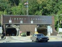 """Doug Kerr/CC BY-SA 2.0 Kathleen Hellen's poem """"Tunnel"""" was inspired by her trips through the Liberty Tunnels."""