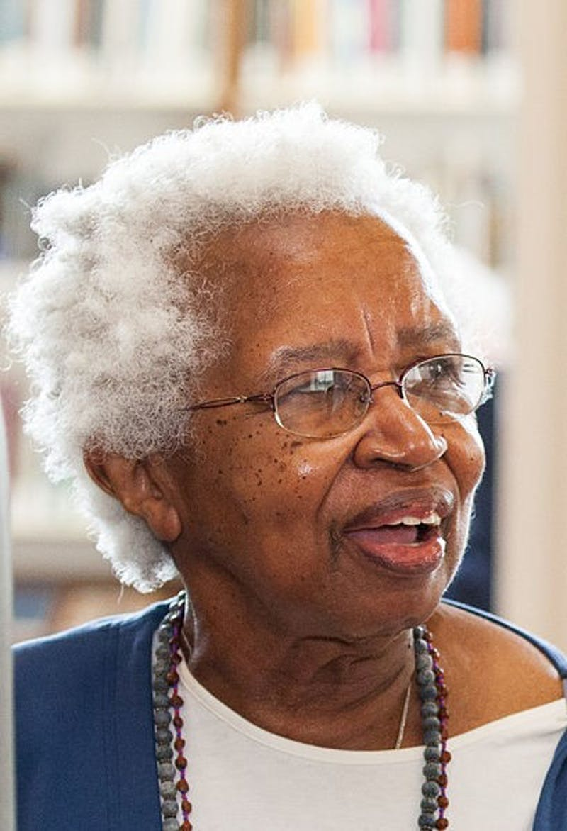 SCIENCE HISTORY INSTITUTE/ CC BY-SA 3.0  Jeannete Brown was an awarded organic chemist, writer and historian.