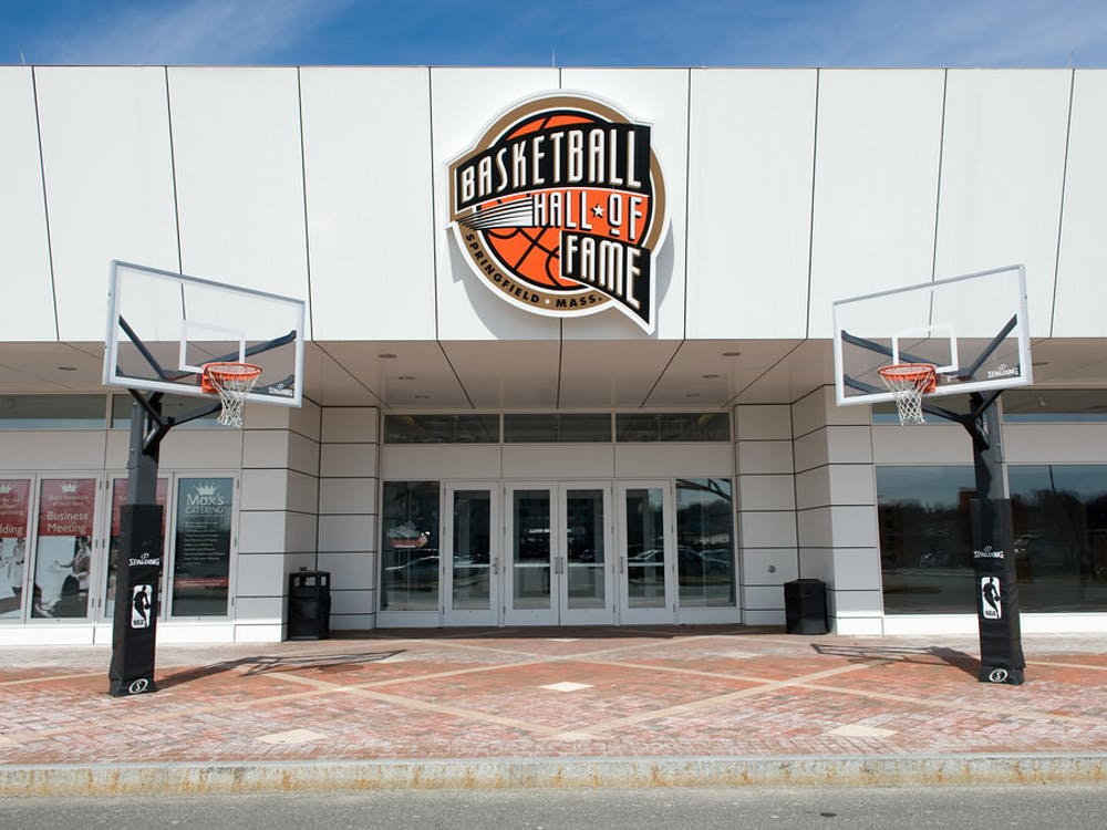 mark6mauno / CC BY 2.0 The Naismith Memorial Basketball Hall of Fame has long been the most lenient hall of fame of the four major American sports leagues.