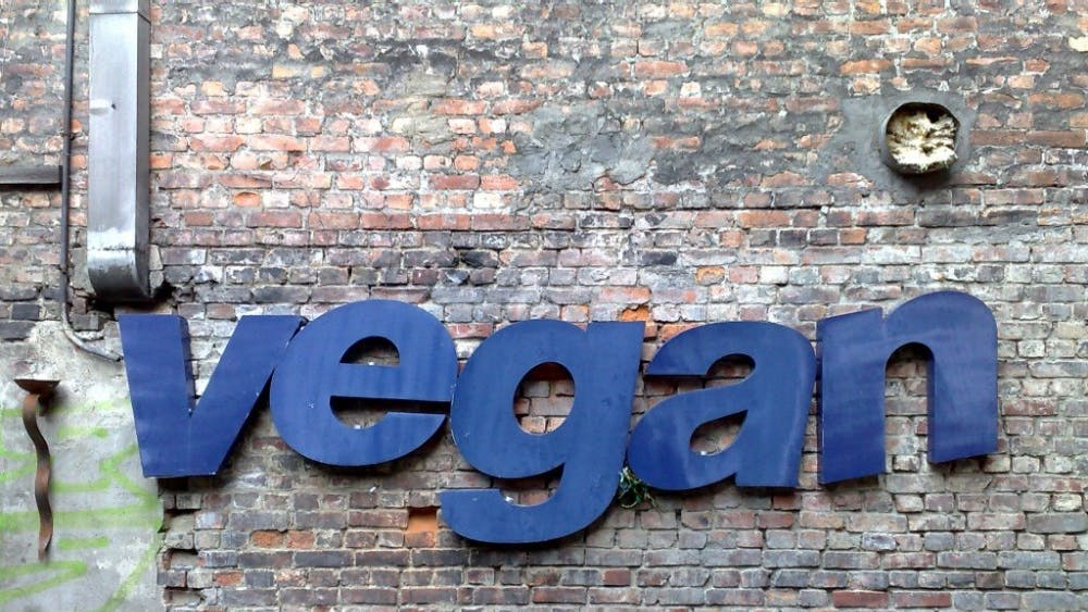 Ola Waagen/ CC-BY-NC-2.0 Everyone reaps benefits from people being vegan — the people, the environment and the animals.