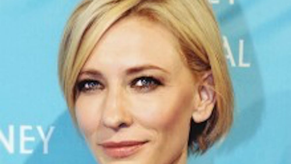 Paul Cush/cc by 3.0 Cate Blanchett stars as the title role in the haunting drama Carol.