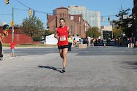 ELVERT BARNES/CC-BY-SA 2.0I The half-marathon starts in the Inner Harbor and covers most of the city.