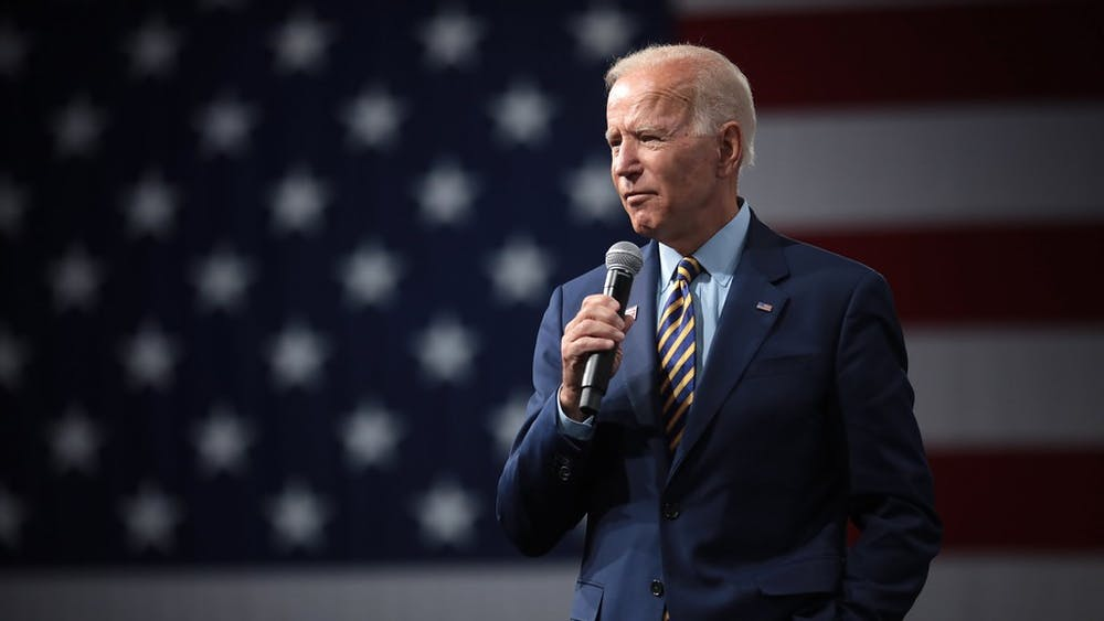 GAGE SKIDMORE/CC BY-SA 2.0 Santoro urges Biden to support progressive policies during his presidential campaign.