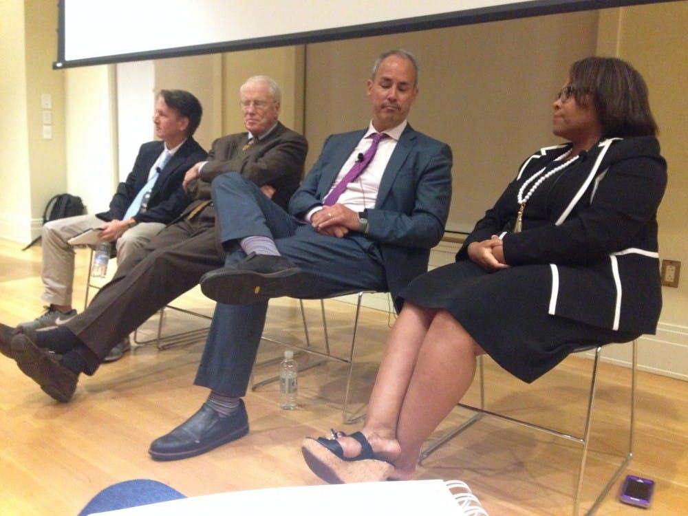School of Education discusses Md  public schools - The Johns