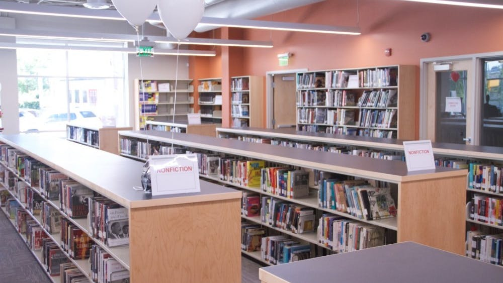 FILE PHOTO The Enoch Pratt Free Library is hosting a virtual book talk featuring Joy Reid and Sunny Hostin.