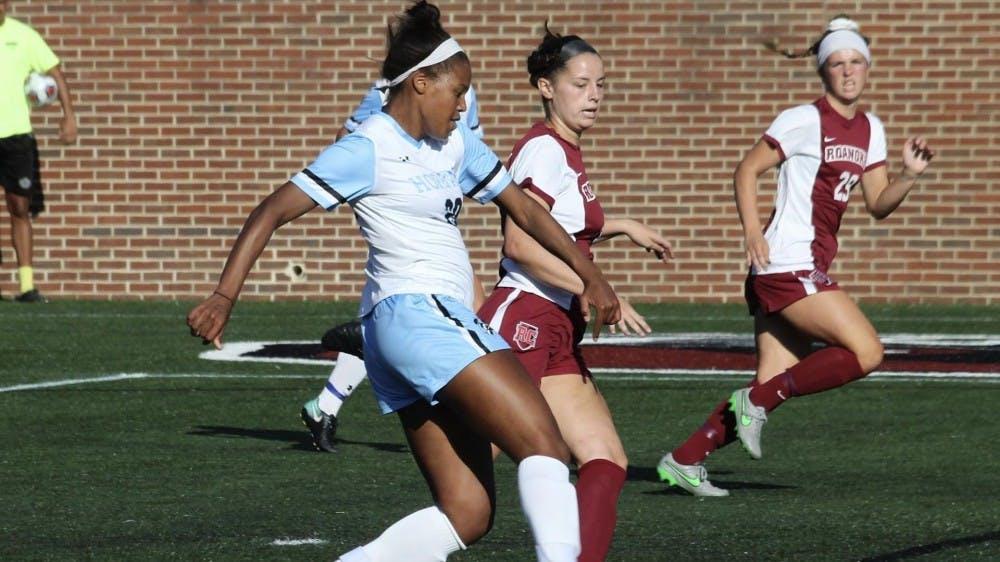 Women's soccer shows success this weekend, winning both